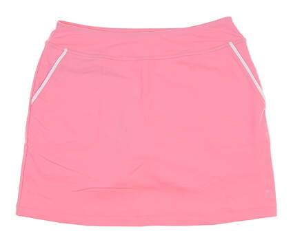 New Womens Footjoy Performance Skort Size Medium M Pink MSRP $85 23865