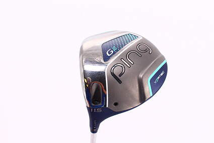 Ping G LE Driver 11.5* ULT 230 Lite Graphite Ladies Left Handed 44.5 in