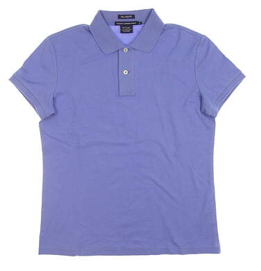 New Womens Ralph Lauren Golf Polo Small S Blue MSRP $70