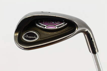 Ping Rhapsody Wedge Sand SW Ping ULT 129I Ladies Graphite Ladies Right Handed Black Dot 35 in