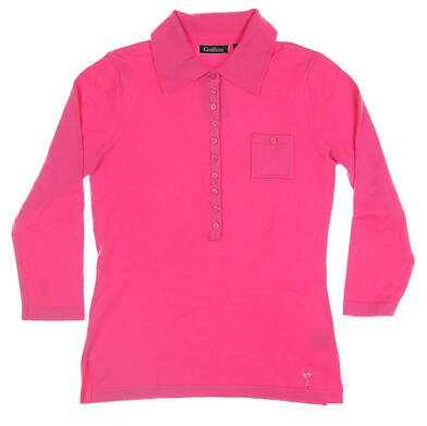 New Womens Golftini Golf Sweater Small S Pink MSRP $100