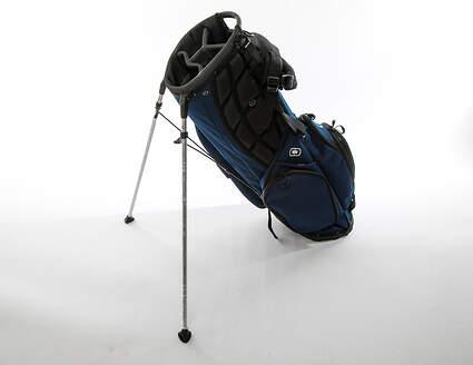 New Ogio Hauler Stand Bag Navy Blue