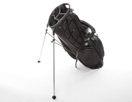 New Ogio Hauler Stand Bag Black