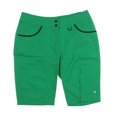 New Womens EP Pro Sport Envy Shorts Size 6 Emerald Glow MSRP $68 5118SCA
