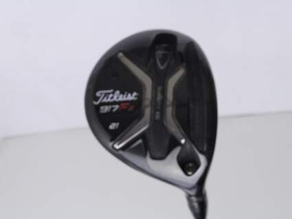 Titleist 917 F2 Fairway Wood 7 Wood 7W 21* Diamana M+ 50 Limited Edition Graphite Ladies Right Handed 41 in