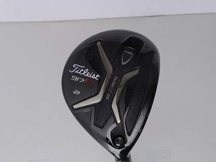 Titleist 917 F2 Fairway Wood 7 Wood 7W 21* Diamana M+ 60 Limited Edition Graphite Ladies Right Handed 41 in
