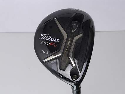 Titleist 917 F2 Fairway Wood 4 Wood 4W 16.5* Diamana M+ 50 Limited Edition Graphite Ladies Right Handed 42 in