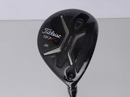 Titleist 917 F2 Fairway Wood 7 Wood 7W 21* Mitsubishi Diamana M+ Red 50 Graphite Ladies Right Handed 41 in