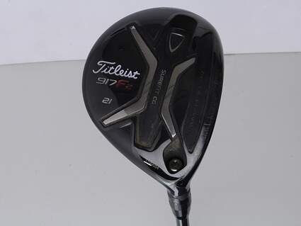 Titleist 917 F2 Fairway Wood 7 Wood 7W 21* Graphite Ladies Right Handed 41 in