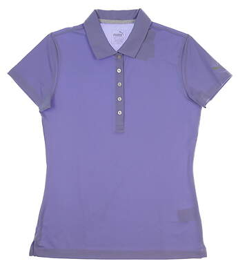 New Womens Puma Pounce Polo Small S Sweet Lavender MSRP $50 574652 17