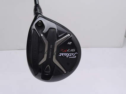 Titleist 917 F2 Fairway Wood 7 Wood 7W 21* Diamana M+ 50 Limited Edition Graphite Regular Right Handed 42 in