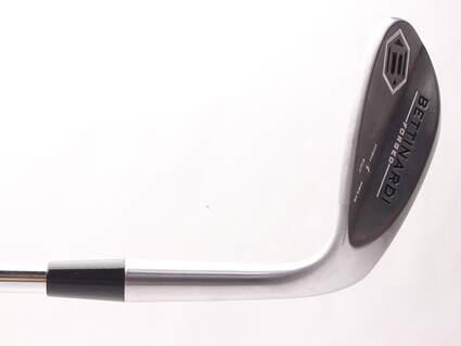 Bettinardi H2 Satin Nickel Wedge Lob LW 60* True Temper Dynamic Gold S200 Steel Stiff Right Handed 35.5 in