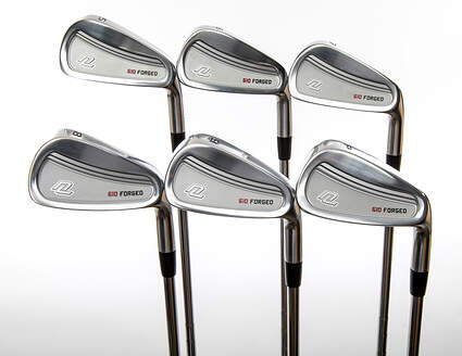 Mint New Level 610 Forged Iron Set 5-PW FST KBS Tour Steel Regular Right Handed 38.25 in