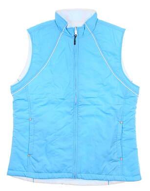 New Womens SUNICE Golf Vest X-Large XL Blue 4683 MSRP $80
