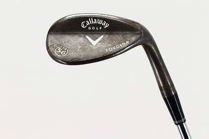 Callaway Forged + Vintage Wedge Sand SW 56* 14 Deg Bounce True Temper Steel Wedge Flex Right Handed 35 in