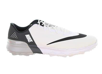 4ee9cf3562e5c1 New Mens Golf Shoe Nike FI Flex 10.5 White Grey Black MSRP  100