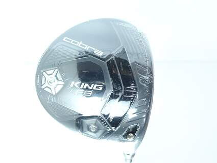 Mint Cobra King F8 Driver 10.5* Aldila NV 2KXV Blue 60 Graphite Regular Right Handed 45.75 in