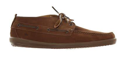 New Mens Shoe Peter Millar Boat Shoe 11.5 Brown MSRP $300