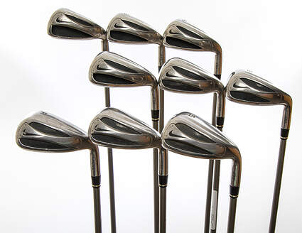 Nike Slingshot OSS Iron Set 4-PW GW SW Mitsubishi iDiamana Slingshot Graphite Ladies Right Handed 37 in