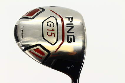 Ping G15 Driver 9* UST Proforce V2 Graphite Stiff Right Handed 45.25 in