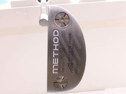 Nike Method Core MC 03w Putter Stock Steel Shaft Steel 33 in