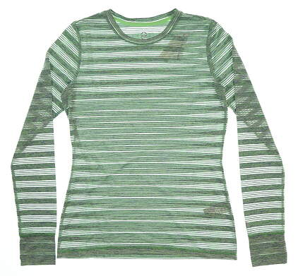 New Womens EP Pro Long Sleeve T-Shirt Small S Green MSRP $70