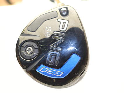 Tour Issue Ping G30 Fairway Wood 5 Wood 5W 18* SK Fiber Tour Proformance Graphite Stiff Left Handed 42.25 in