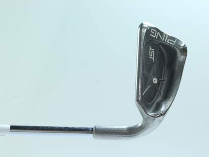 Ping ISI Single Iron 8 Iron Stock Steel Shaft Steel Regular Right Handed White Dot 35.25 in