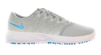 New W/O Box Womens Golf Shoe Nike Lunar Empress 2 Medium 8 Gray MSRP $120 819040 003