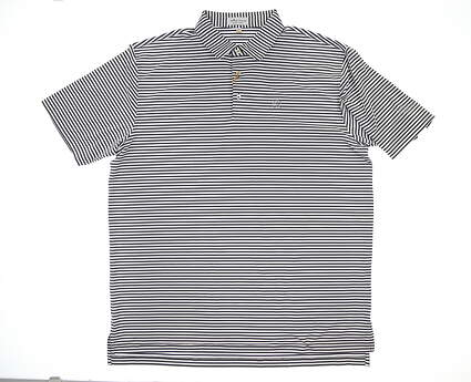 New W/ Logo Peter Millar Mens Golf Polo X Large XL Multi MSRP $89