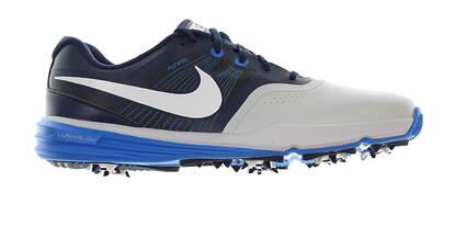 New Mens Golf Shoe Nike Lunar Command 9.5 Black/White MSRP $150