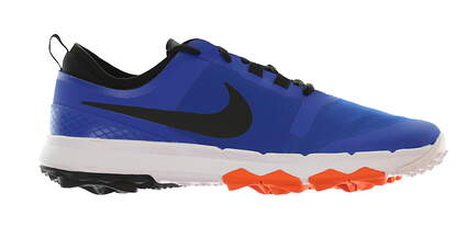 New Mens Golf Shoe Nike FI Impact 2 10 Blue MSRP $140