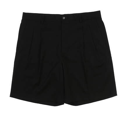 New Mens Oxford Golf Shorts Size 36 Black MSRP $69