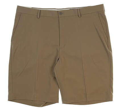 New Mens Greg Norman Golf Shorts Size 40 Khaki MSRP $59 G7S6H800