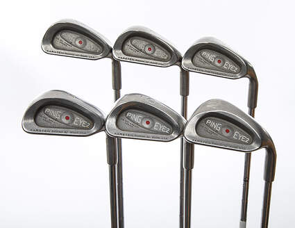 Ping Eye 2 + No + Iron Set 5-PW Ping ZZ Lite Steel Stiff Right Handed Red dot 38 in