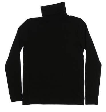 New Womens Ralph Lauren Long Sleeve Medium M Black MSRP $98