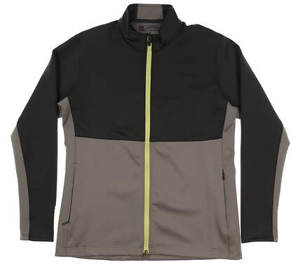 New Womens Sun Mountain Thermalflex Jacket X-Large XL Gray MSRP $100