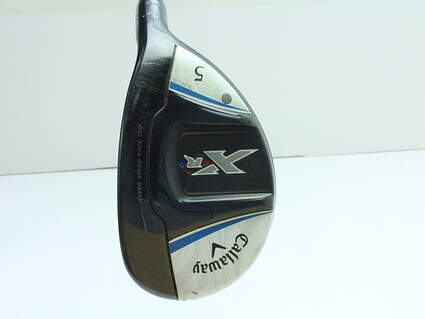Callaway XR Hybrid 5 Hybrid 27* Mitsubishi Bassara Eagle Graphite Ladies Right Handed 38 in