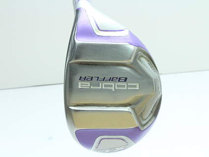 Cobra Baffler XL Womens Hybrid 5 Hybrid 28* Cobra Baffler XL Graphite Graphite Ladies Right Handed 37.5 in
