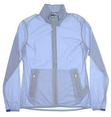 New Womens KJUS Delvin Jacket Large L Blue MSRP $250 LG15-609