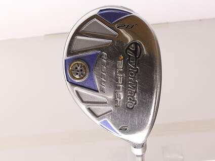 TaylorMade Burner Rescue Hybrid 6 Hybrid 28* TM Reax Superfast 50 Graphite Ladies Right Handed 37.75 in