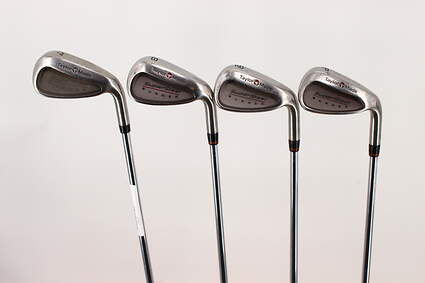 TaylorMade Supersteel Iron Set 7-PW TM Royal Precision Rifle Steel Steel Senior Right Handed 36.5 in
