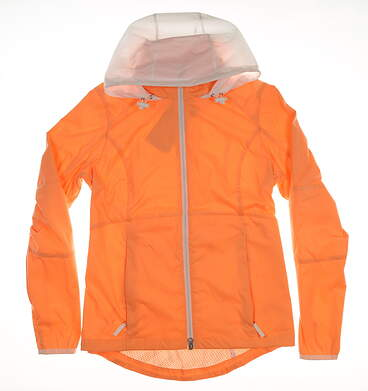 New Womens Zero Restriction Lindsay Wind Jacket Medium M Cosmic MSRP $200 W381L