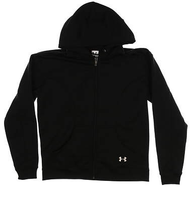 New Womens Under Armour Hoodie Small S Black MSRP $80