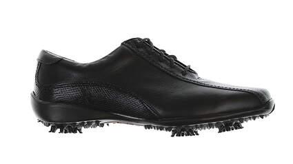 New Womens Golf Shoe Footjoy Lopro Medium 9 Black MSRP $140