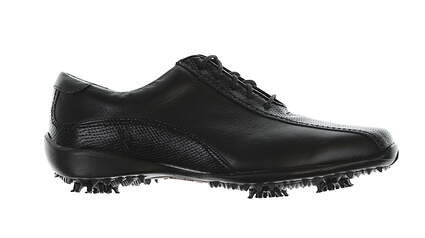 New Womens Golf Shoe Footjoy Lopro Medium 8 Black MSRP $140
