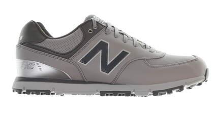 New Mens Golf Shoe New Balance 574 Medium 15 Gray/Silver MSRP $120