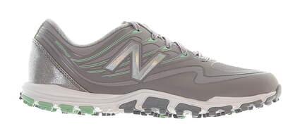 New Womens Golf Shoe New Balance 1005 Medium 8 Gray/Mint MSRP $105