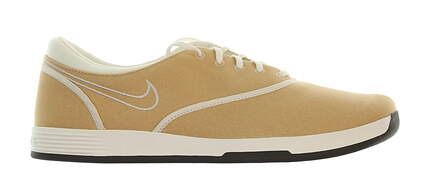 New Womens Golf Shoe Nike Lunar Duet Sport Medium 10.5 Taupe MSRP $140
