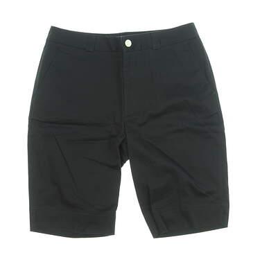 New Womens Fairway & Greene Golf Shorts Size 6 Black MSRP $105